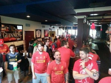 Another big crowd watching LFC beat City 3-2
