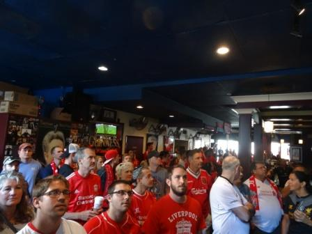 LFC Raleigh nervously watching the 2015-16 season opener at Stoke City